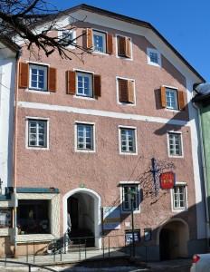 Haus der Ordination Lofererstr 24