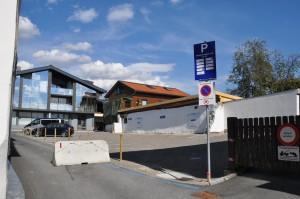 Ecke oberer Florianiplatz / Bräugasse